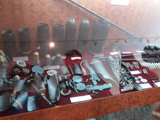 Historical Museum/ Museo de Historia